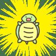 Kwaii Turtle BIGStiker