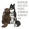 The Booking Animal (Banjar)