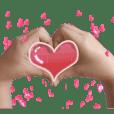 hand language 5: love