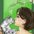 แมวเหมียวแสนรัก 6 (บิ๊กสติกเกอร์)