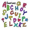 Alphabet Emotions