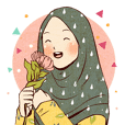 Hijab Series : Spring everyday