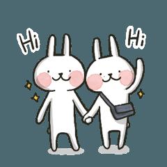 哈囉兔兔 (日常閒聊篇)