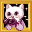 【トラ猫&白猫】ペットたち