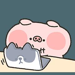 小豬肉醬5 激萌小豬