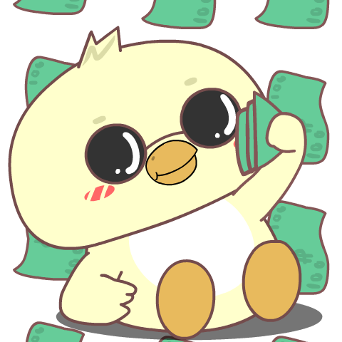 Adorable chick 6 : Pop-up stickers