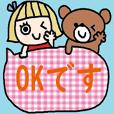 cute ordinary conversation stickers2