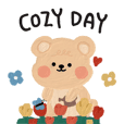 Muffin Bear : Cozy Day ( ENG )