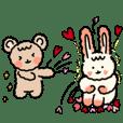 Everyday is Happy bunny (-: 3