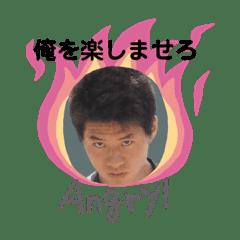 広島城北高校52回生スタンプ