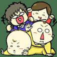 """Our dear baby """"Negi-chan"""""""