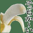 このバナナ動くぞ!関西弁【実写版】