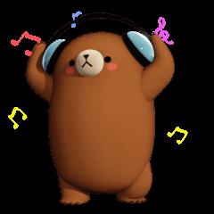 Love Bear 3d Animated