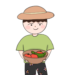 a common country farmer