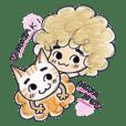 MOJYAKI & MOJYA-ME's happy days