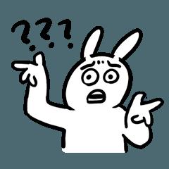 情緒化的兔子4