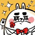 Mr. Bunny the cutie
