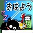友達は黒猫さん33【推し活中】
