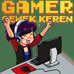 92 Gambar Keren Gamers Gratis
