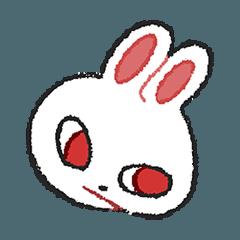 fluffy Rabbit no.1