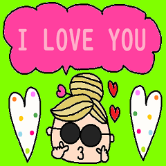 cute english sticker10