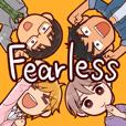 風変りな恐怖症のスタンプ