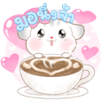 Pudding Hamster! : Valentine Day 2021