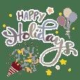 Happy Holidaysss