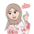 Si Hijab Kekinian - Animated