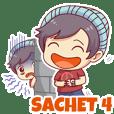 Chibi Boy - Sachet 4