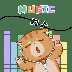 Sumo Cat Animation 2