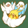 yurukawa kotori sticker