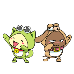 PiPoYa: Cute Friendship