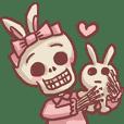Lovely Skeleton