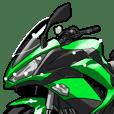 動く!バイク(K車)関西弁1