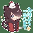 黒猫少年【毎日使える敬語篇】