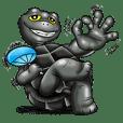 黑嚕嚕-小象龜