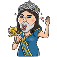 The Aura of Cosplay Queen