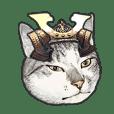 surreal cat RAZURIN