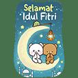 [BIG] Milk & Mocha: Ramadan Stickers