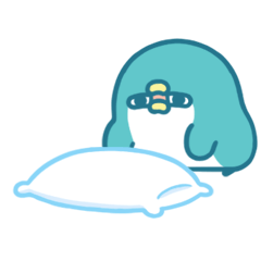 PP mini 小小企鵝 48