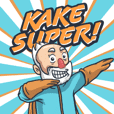 Kake Super Animated Sticker Sachet Vol.1