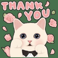 [大] 甜蜜貓 感恩貼圖