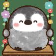 Pastel Penguin POPUP