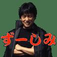 Mr. Zu-shimi's comical faces