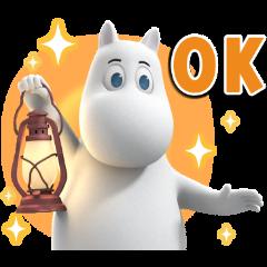 電視動畫 Moominvalley
