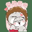 [BIG] Very Miss Rabbit Thankful Stickers
