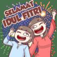 Twins _ Ramadhan & Idul Fitri