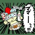SpongeCake Cat HOLY 2