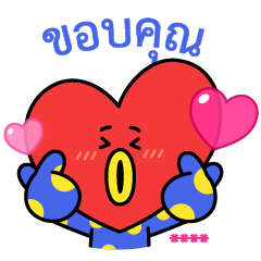 BT21 Custom Stickers